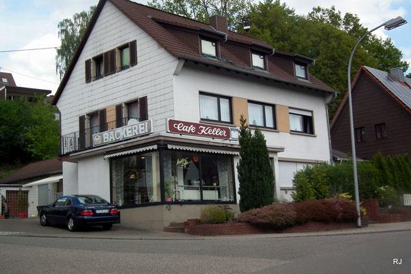Café Keller, Dudweiler, Rentrischer Straße