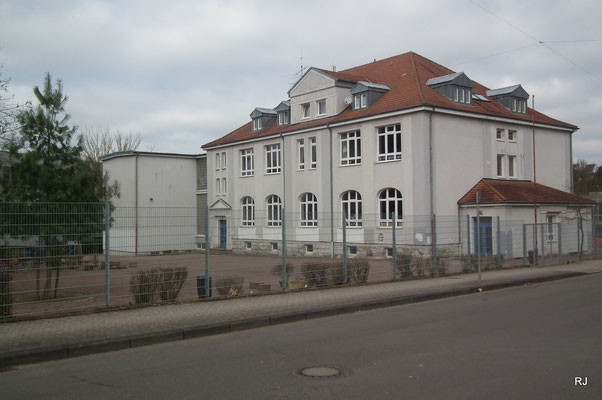 Dudweiler, Alte Mühlenschule, heute Teil der Gemeinschaftsschule