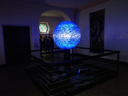 2018, Nacht der Kirchen, Glaskunst Markus Hohlstein