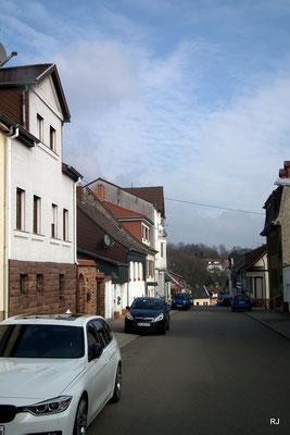 Friedrichstraße in Kaltnaggisch