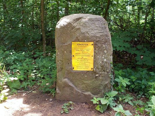 schwarzenberg, saarbruecken, roemerstein am hexentanzplatz
