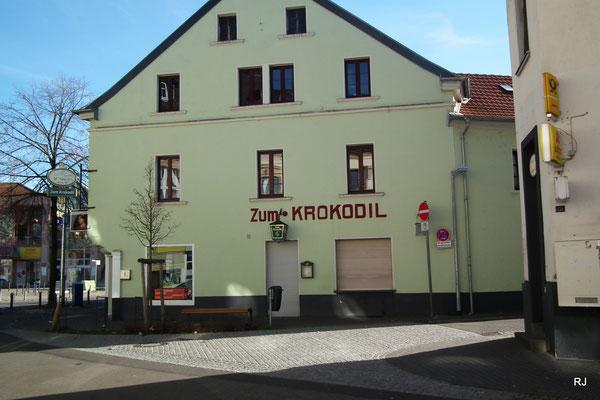 Zum Krokodil, Gasthaus, Saarbrücker Str. 236