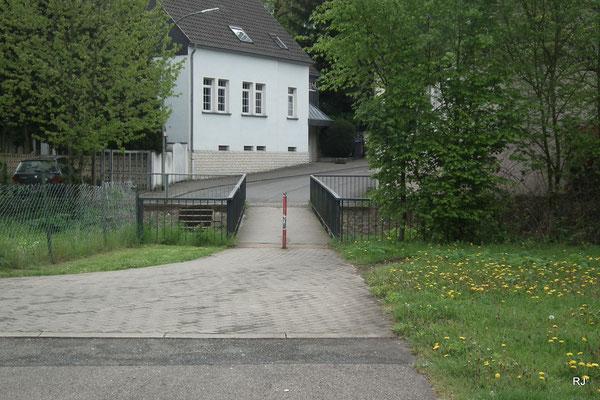 Sulzbachbrücke zum Grubenweg
