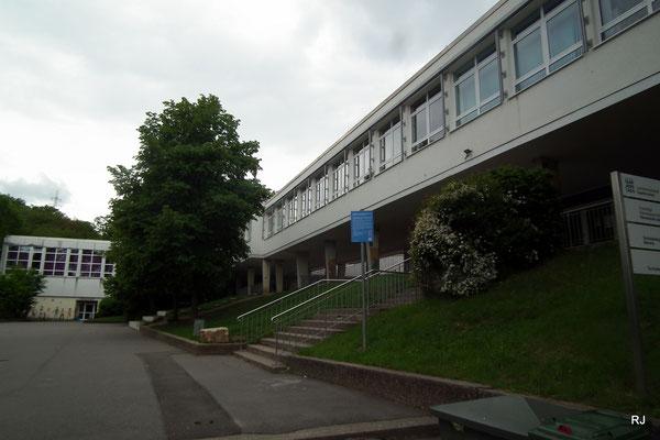 Theodor-Heuss-Grundschule, Herrensohr, Marktstraße