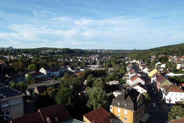 Dudweiler Nord, Hintergrund Sulzbach