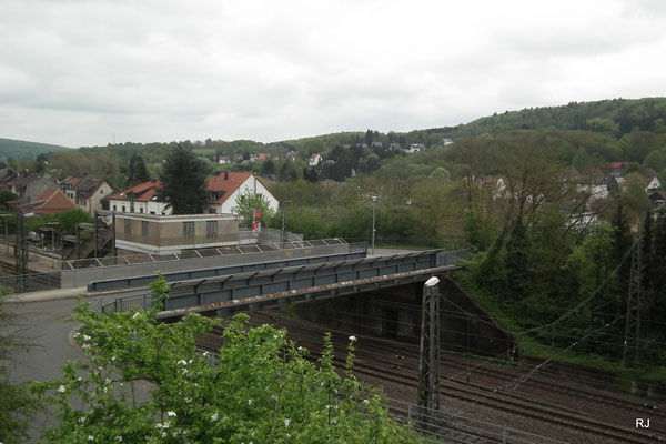 Eisenbahnbrücke in Jägersfreude