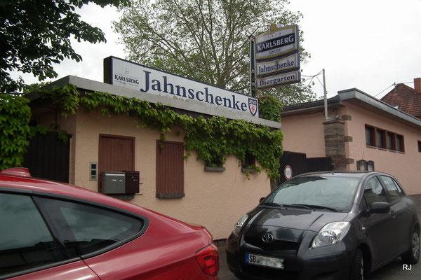 Jahnschenke, Dudweiler, Alter Stadtweg  81