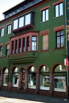 Ärztehaus Dudweiler, Saarbrücker Straße, 266