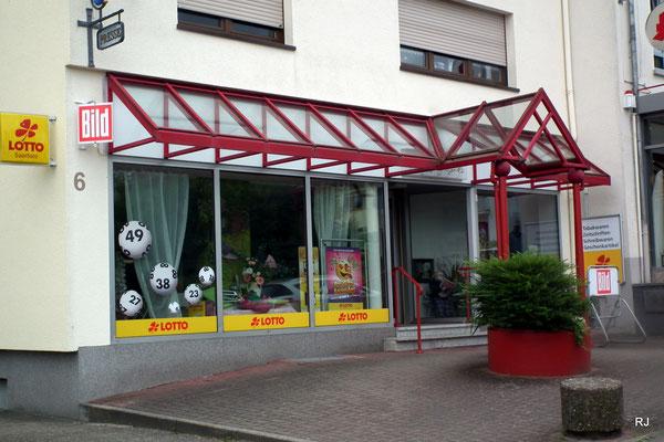 Tabakwaren und Zeitschriften, Dudweiler, Liesbet-Dill-Straße 6