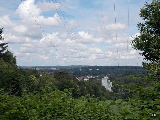 schwarzenberg saarbruecken, ausblick