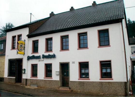 Gasthaus Deutsch, Dudweiler, Saarbrücker Str. 332