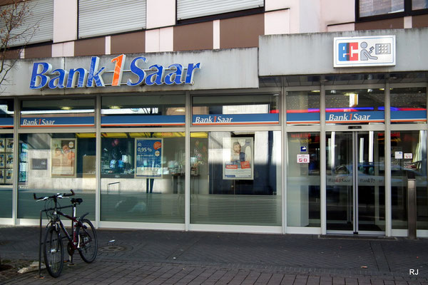 Bank 1 Saar, Dudweiler, Saarbrücker Str. 255