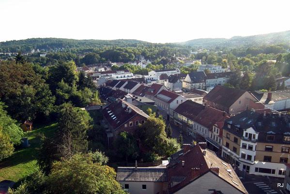 Dudweiler City, Saarbrücker Straße