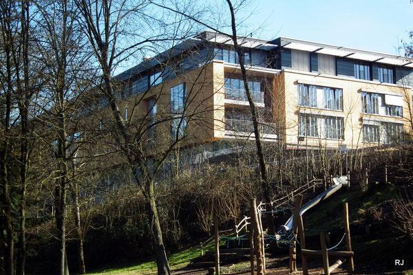 Seniorenhaus, St. Irmina, Dudweiler, Klosterstraße 14