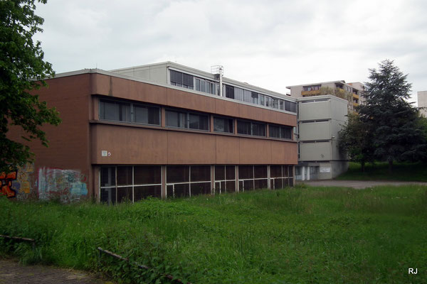 Sporthalle am LPM