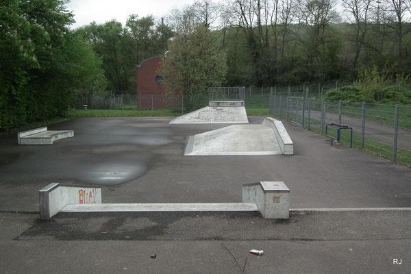 Skateranlage Lummerwies, Jägersfreude, Am Ende der Blechhammerstr.