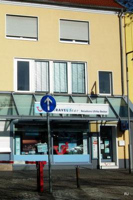 Reisebüro Hofmann, Ulrike Becker, Dudweiler, Saarbrücker Str. 242
