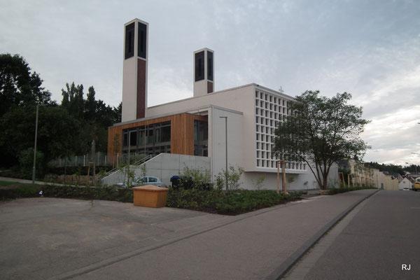 Kath. Kita St. Bonifazius mit Gemeindezentrum, Robert-Koch-Str. 19