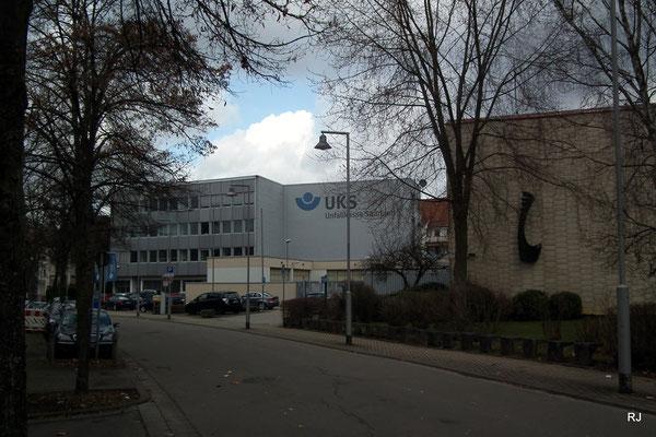 Polizeidienststelle Dudweiler, Unfallkasse des Saarlandes