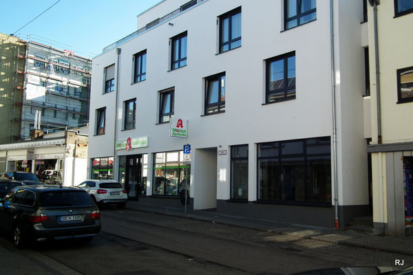 Marien-Apotheke, Dudweiler, Trierer Str.  3-5