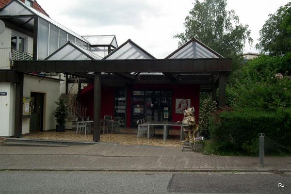 Kleinbauers Café, Dudweiler,  Liesbet-Dill-Straße