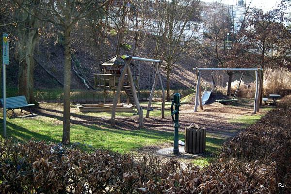 Spielplatz, Dudweiler, Stadtpark