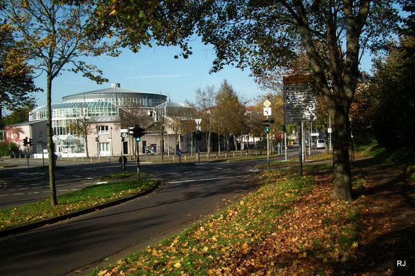 Bürgerhaus Dudweiler mit Lesetreff, Am Markt 115