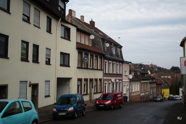Weiherstraße