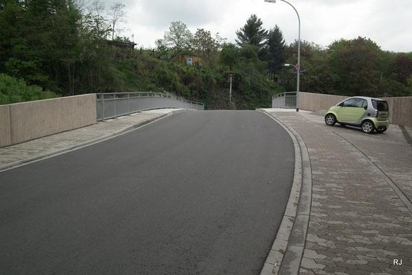 Eisenbahnbrücke St. Johanner Straße