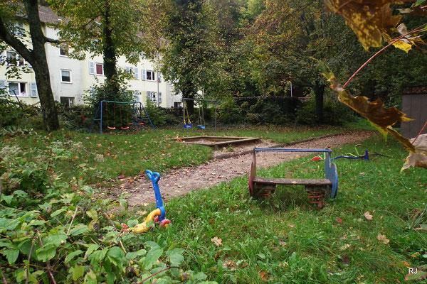Spielplatz Oberer Hofweg