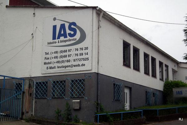 IAS, Dudweiler, Fischbachstraße 33