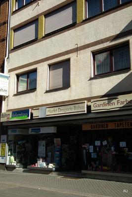 Böhm Marktdrogerie-Reformhaus GmbH, Saarbrücker Str. 250
