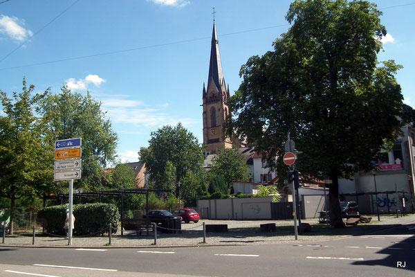 Platz am Rathaus