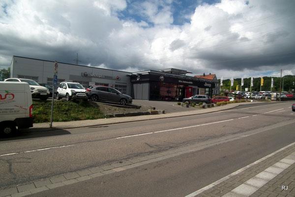 autohaus klos gmbh, saarbruecken, dudweiler, fischbachstraße
