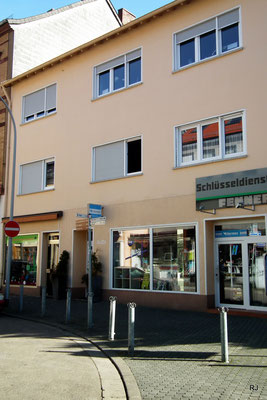 Schlüsseldienst Fenner, Dudweiler, Saarbrücker Straße 274