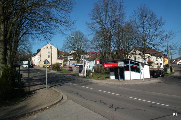 Sparkasse Saarbrücken, SB-Center, Dudweiler, Fischbachstr. 4