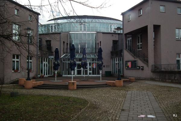 Bürgerhaus Dudweiler, Am Markt 115