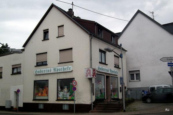 Hubertus-Apotheke, Marktstraße, Herrensohr