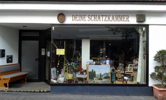 Deine Schatzkammer, Udo Pink, Saarbrücker Str. 259