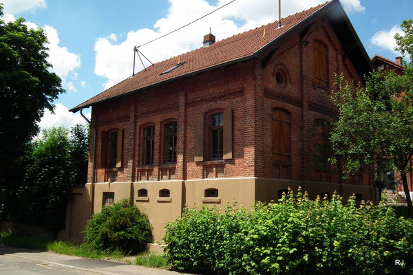Kulturhaus Schlachthof Dudweiler, Schlachthofstraße