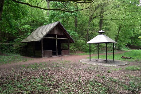 Grillhütte Gehlwiese Dudweiler