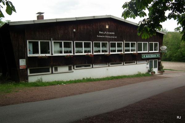 Reit- und Fahrverein Sulzbachtal e.V., Dudweiler, In den Rodhecken