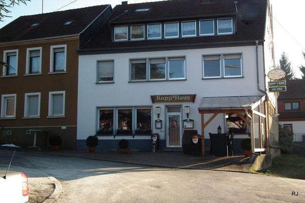 Kopps-Haus, Dudweiler, Büchelstr. 22