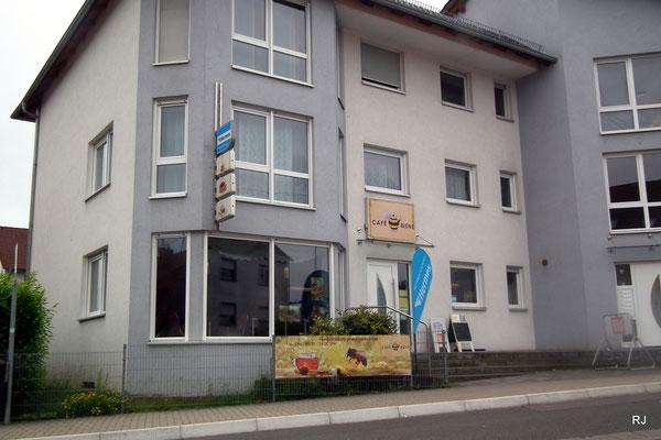 Café Biene, Dudweiler, Fischbachstraße 75