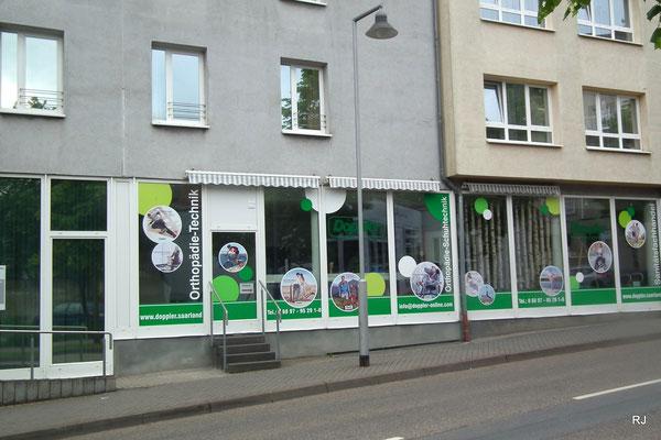 Doppler GmbH Sanitätsfachhandel, Dudweiler, Theodor-Storm-Straße