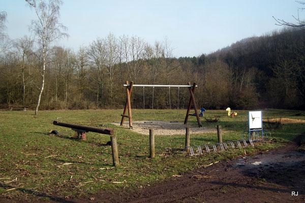 Spielplatz am Netzbachweiher