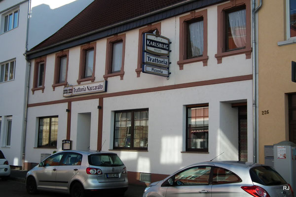 Trattoria Naccarato, Saarbrücker Str. 226