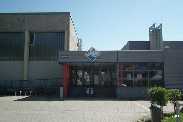Sportzentrum Dudweiler, St. Avolder Straße