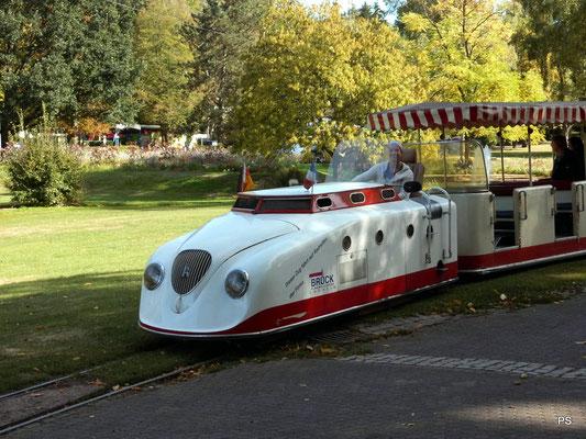 kleinbahn, deutsch-franzoesischer-garten, saarbruecken