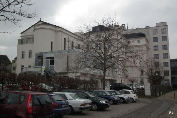 Caritas Krankenhaus, St. Josef, Dudweiler